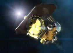 телескоп на зонде Deep Impact