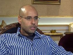 О чем сын Каддафи хотел договориться с Израилем?