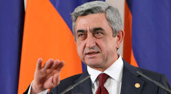 Президент Армении считает туризм приоритетным направлением