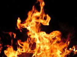 В Харькове произошел пожар, погибло пять человек