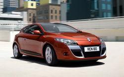 Продажи хэтчбека Renault Megane Coupe стартуют в мае