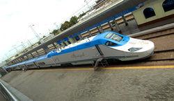 Когда в Узбекистане появится второй скоростной поезд?