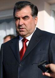 Как проведет свой день рождения президент Таджикистана?