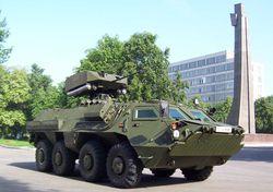 В Чечне обновили военную технику