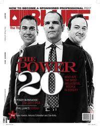 Двадцать самых влиятельных людей в мире покера
