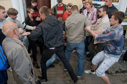 В Беларуси запретили флеш-мобы