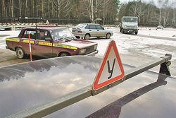 В Молдове вводят онлайн-контроль экзаменов по вождению