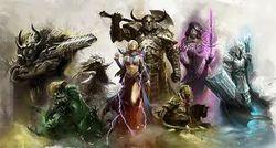 В марте состоится очередной этап бета-тестирования Guild Wars 2