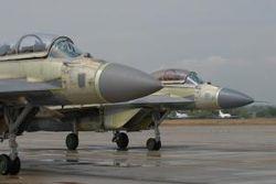 Во время ЧЕ-2012 небо Украины будет под защитой летчиков-истребителей