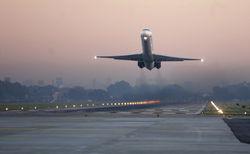 Пьяный водитель заблокировал работу аэропорта в Филадельфии