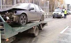 Кто спровоцировал крупную аварию в Москве?