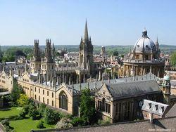 Оксфорд не будет использовать имя Тэтчер