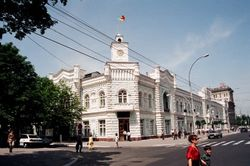 Сколько кандидатов на пост мэра Кишинева?
