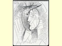 Из арт-галереи Сан-Франциско украден рисунок мастера Пикассо