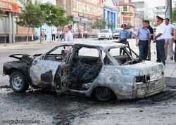 Какие объекты в Дагестане были взорваны?