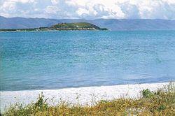 Когда на Севане появятся пляжи?