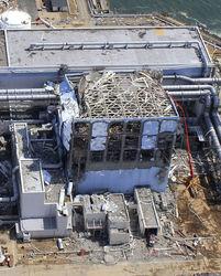На 1-й энергоблок аварийной «Фукусимы-1» завезли фрагменты защитного купола