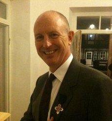Почетный консул Норвегии в Армении Тимоти Стрейт