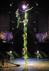 Когда Cirque du Soleil посетит Украину?
