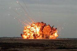 Четвертый человек погиб в результате взрыва боеприпасов на военном складе в Липецкой области