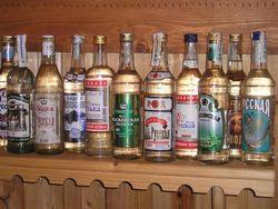 На бутылках с алкогольной продукцией появятся предупредительные надписи