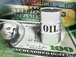 Цены на нефть обрушились более, чем на $10