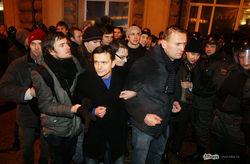 Яшин и Навальный находятся в суде