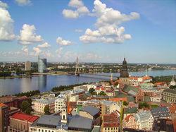 Как в Петербурге отмечают Дни Риги?