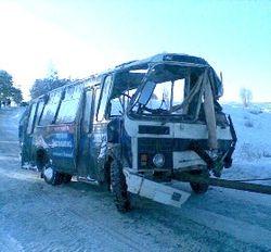 Что стало причиной серьезного ДТП на нижегородской трассе?