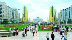 На сколько увеличилось население столицы Казахстана?