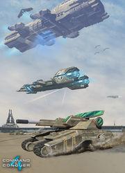 Electronic Arts приготовилось к анонсу новой игры во вселенной Command and Conquer?
