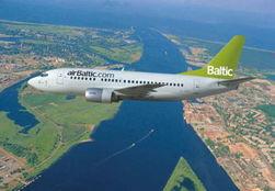 Какие рейсы в первую очередь сократит airBaltic?