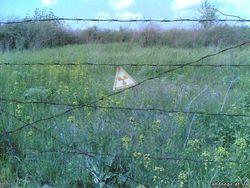 Под Чернобылем строят могильник радиактивных отходов