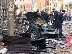 В Дагестане продолжаются теракты. Есть раненые
