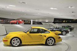 Porsche открыла в своем музее экспозицию, посвященную модели 911