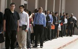 В Соединенных Штатах уменьшилось количество безработных