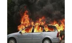 Из-за чего горят автомобили в Москве?