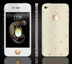 Pink Diamond iPhone
