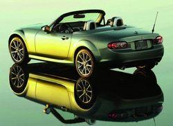 Mazda покажет ограниченную версию MX-5 Miata Special Edition