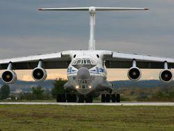 При посадке самолета были испорчены три двигателя