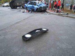 ДТП в Киеве, есть жертвы