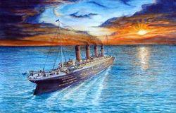 """""""Титаник"""" выходит в 3D!"""