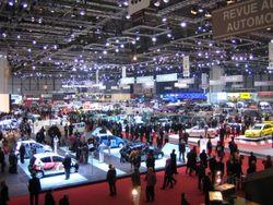 Сегодня открылся международный автосалон в Женеве