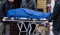 В Москве умер британский подданый Колин Адамс