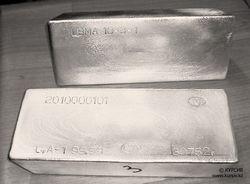 Рынок серебра: драгметаллы падают в цене