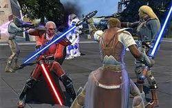 Bio Ware улучшит режим PvP сражений в Star Wars: The Old Republic