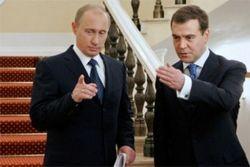 Медведев или Путин: кого выберет Россия?