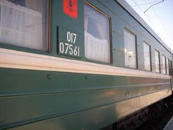 Какой таджикский город связал с Москвой новый поезд?