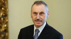 Министр энергетики Литвы Арвидас Сякмокас