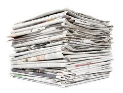 Почему арестовано имущество одной из ведущих литовских газет?